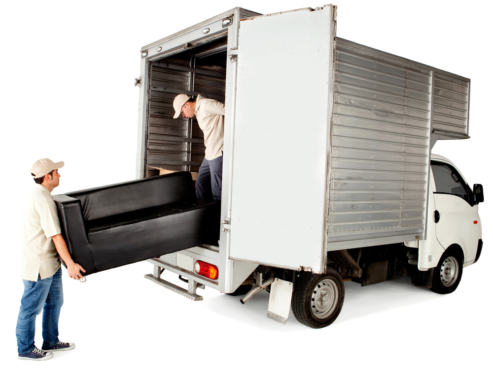 Removals Services in Greenwich Man and Van