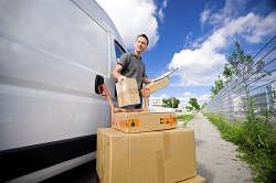 Man and Van Removals Services in Greenwich